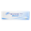 Acuvue Moist Contact Lenses - 30 pack (1 day wear)