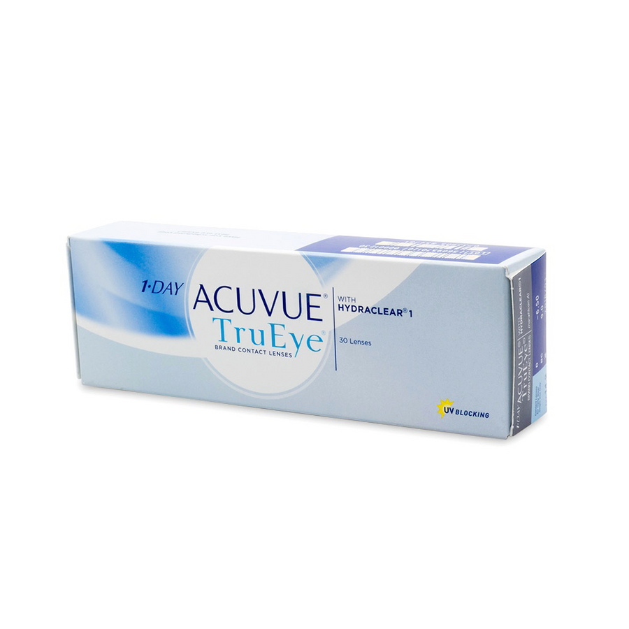 1 Day Acuvue TruEye Contact Lenses - 30 pack (1 day wear)