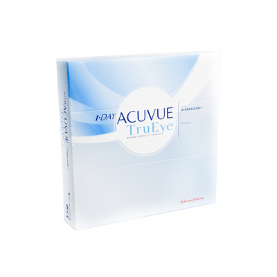 Acuvue Oasys TruEye Contact Lenses - 90 pack (1 day wear)