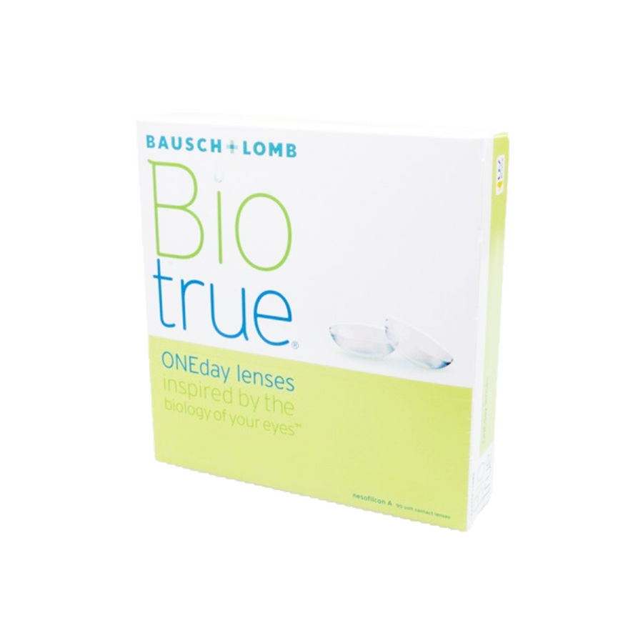 Biotrue ONEday Contact Lenses - 90 pack (1 day wear)