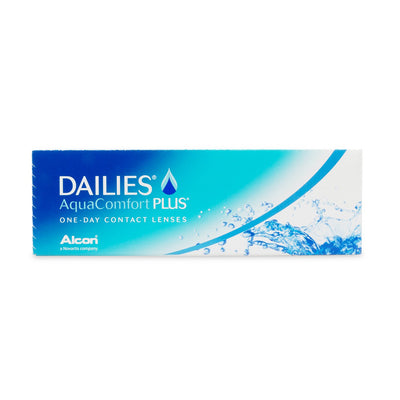 DAILIES AquaComfort Plus Contact Lenses - 30 pack (1 day wear)