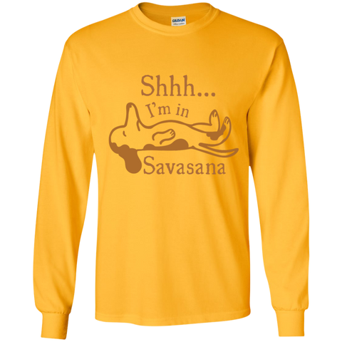 Yoga Long Sleeves Tshirt