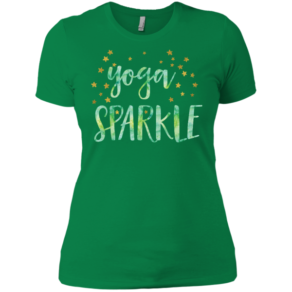 Yoga Ladies' Boyfriend Tee