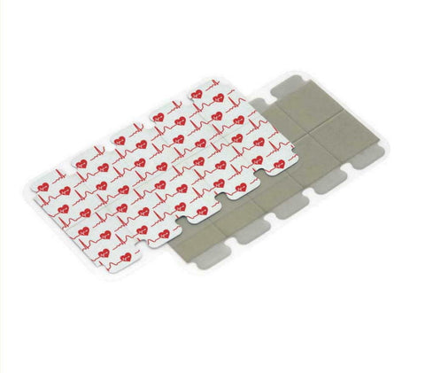 5000 Pieces BioProtech PT2334 EKG ECG TABS ELECTRODES Great Deal