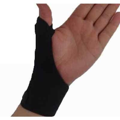Elastic Thumb Wrap Hand Palm Wrist Brace Splint Support Arthritis Pain
