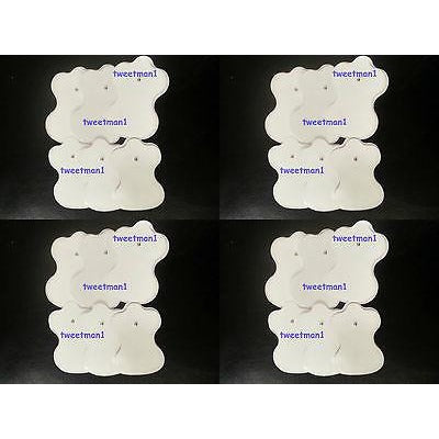 Electrode Pads 12 Pairs(24)for Eliking /Therapy Digital Massager Machine/TENS