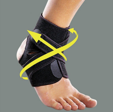 Ankle Foot Drop Orthosis Ankle Sprain Achilles Tendinitis Splint Support