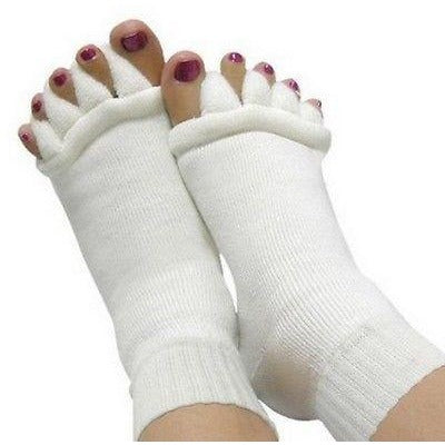 Ultra Soft Massage Toe Socks For Bunion Care Sensative Toes Diabetic Neuropathy