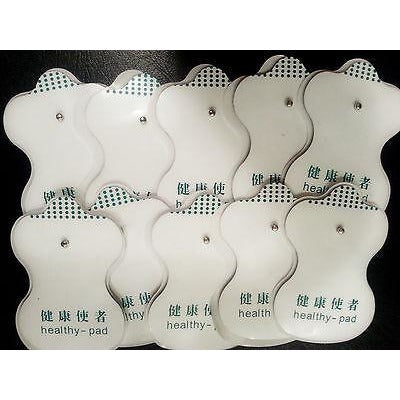 Replacement Pads 5 Pairs (10) for Atelier Digital Massager/Acupuncture/TENS