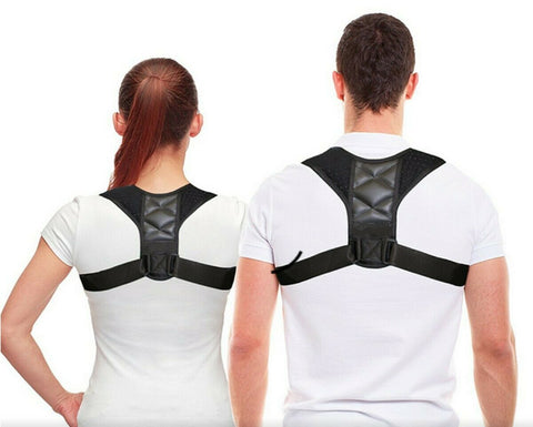 Medical Clavicle Posture Corrector Back Support Belt Corset Orthopedic Brace New
