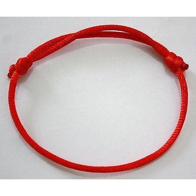 4X Handmade Kabbalah Red String Lucky Bracelet Evil Eye Jewelry Kabala New