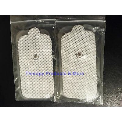 XL Replacement Electrode Pads (4) Extra X-Large for Digital Massager