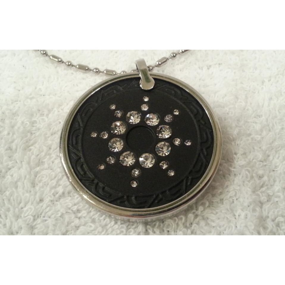 Quantum science pendant necklace therapy products and more quantum science pendant necklace aloadofball Gallery