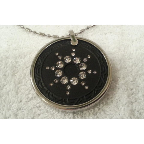 Quantum Science Pendant Necklace