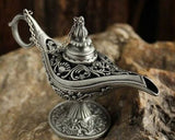 New Aladdin Lamp Magic Genie Decor Beautiful Fairy Tale Vintage Light Oil Lamp