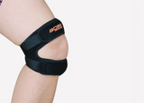 Boer Double Patellar Knee Patella Tendon Support Sports Strap Support