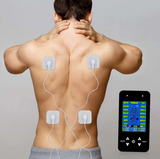 Electrical Nerve Stimulator Massager TENS Decrease LEG HIP BACK Pain 15 Modes
