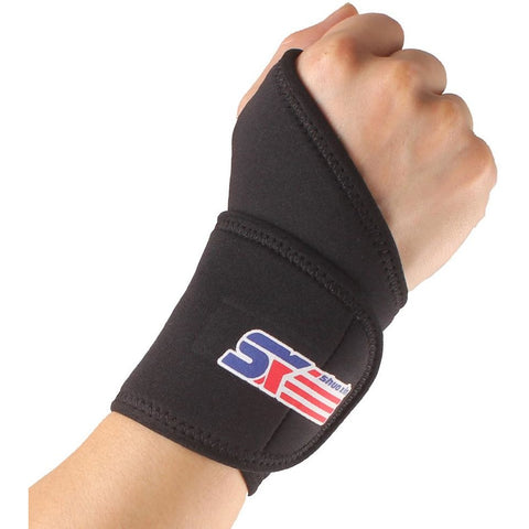 Elastic Thumb Wrap Hand Palm Wrist Brace Albreda Splint Support Decrease Arthritis Pain