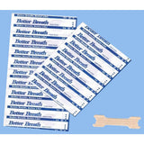 400 Pcs BETTER BREATH NASAL STRIPS Medium Size Right New Way To Stop Snoring