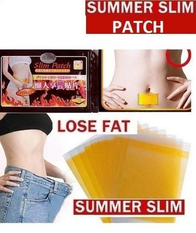 60 Strongest Slim Weight Loss Patches Fat Burner Athletic Diet Detox Adhesive