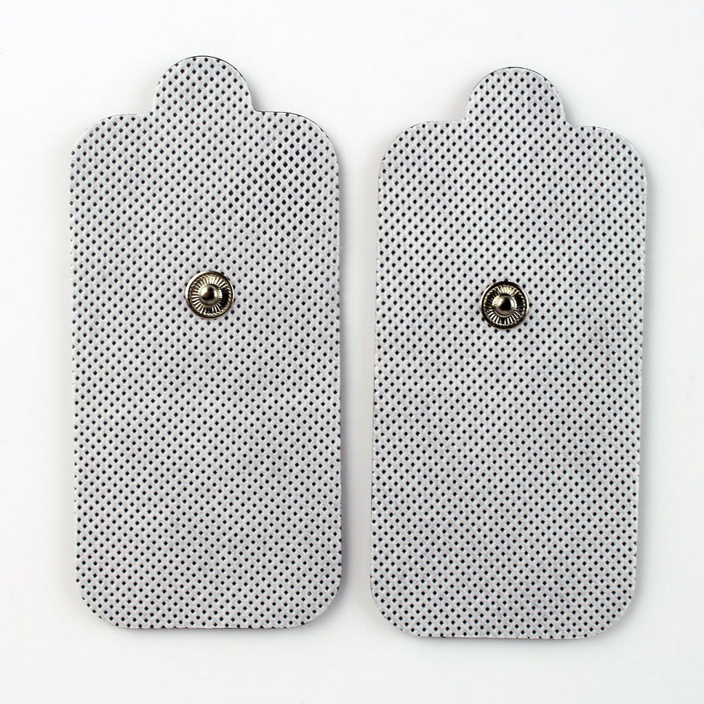 Replacement Massage Pads (16) for Massageo Massager