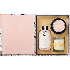 Lather in Love Bath Set