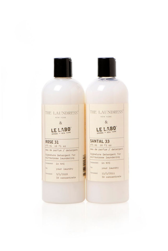 The Laundress and the Labo Detergent Gift Set