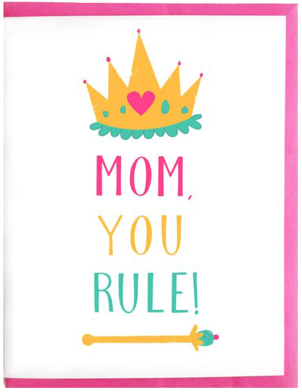 Mother's Day Card | Birthday card gift for mom | Nicole Marie Paperie