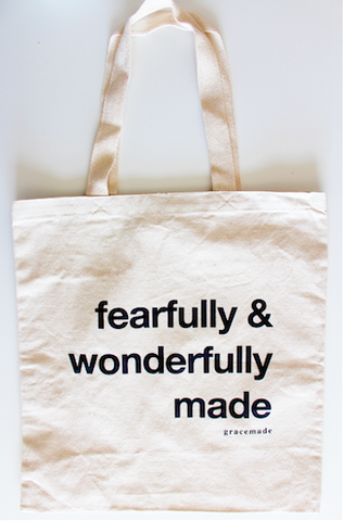 Le Tote | Fearfully and Wonderfully Made