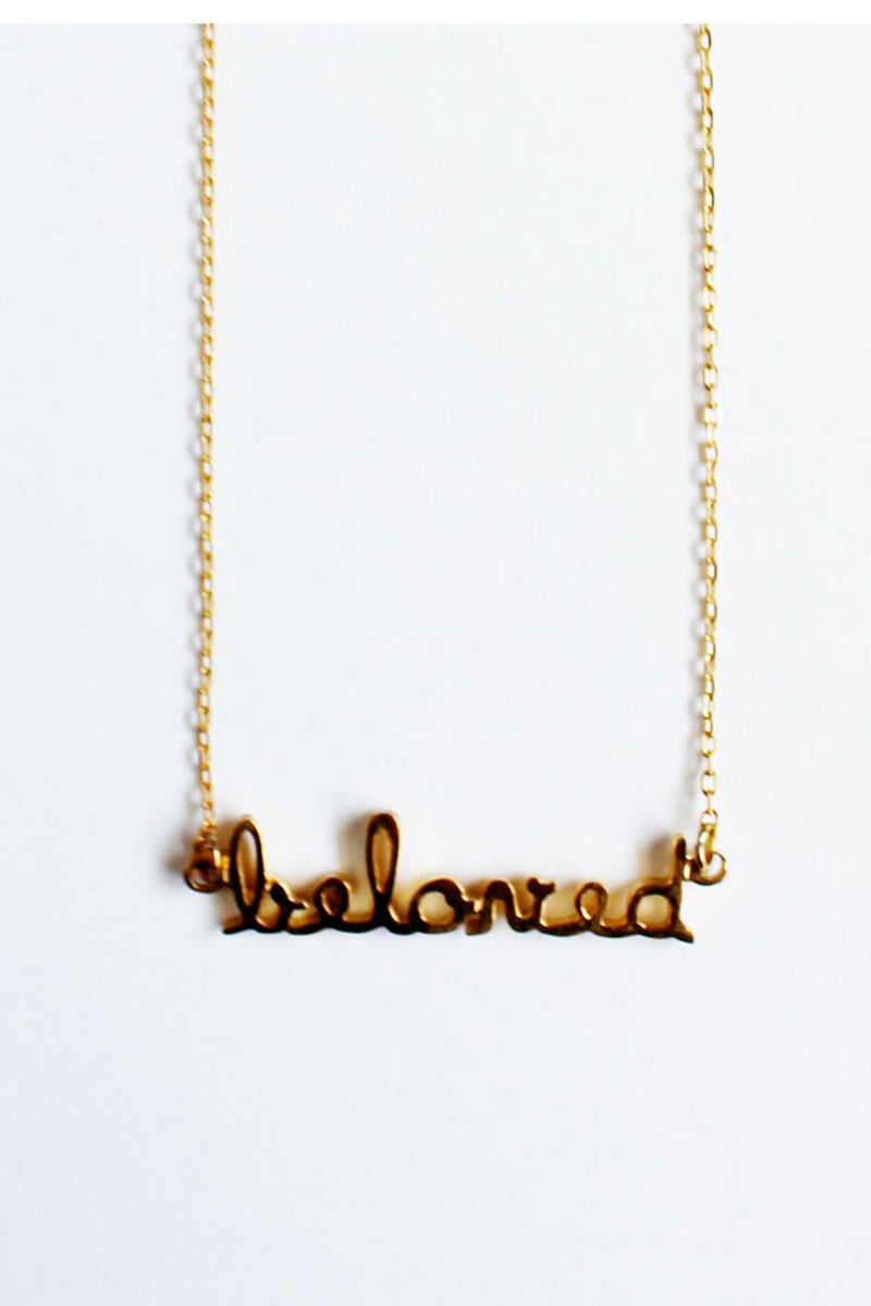 'Called' Necklace