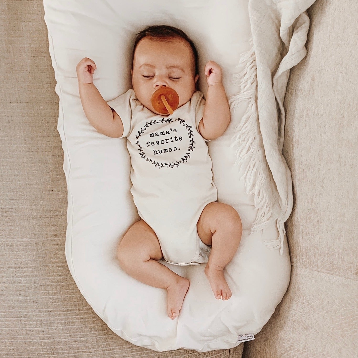 Organic Cotton Baby Clothes   Bodysuits   Tenth and Pine®