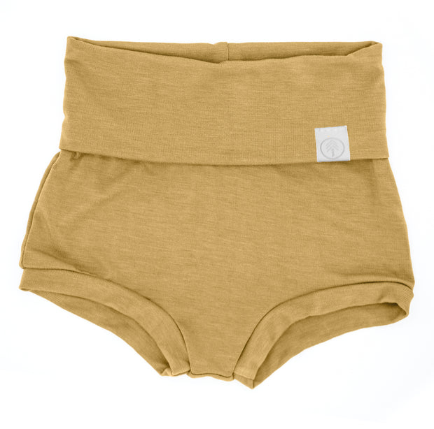 Bamboo Bloomers - Shorties - Goldenrod