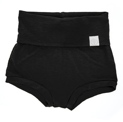 Bamboo Bloomers - Shorties - Black