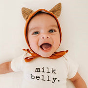 Milk Belly - Organic Bodysuit