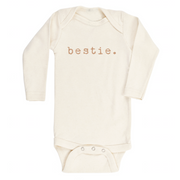 Bestie - Organic Bodysuit - Long Sleeve