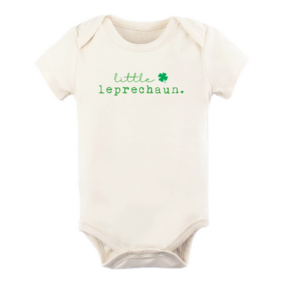 Little Leprechaun - Organic Bodysuit