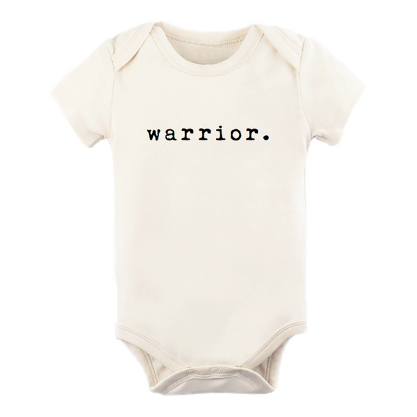 Warrior - Organic Bodysuit