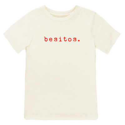 Besitos - Red - Organic Tee