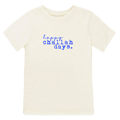 Happy Challah Days - Organic Tee