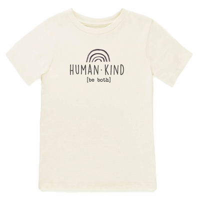 Human Kind Be Both - Organic Tee