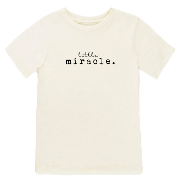 Little Miracle - Organic Tee