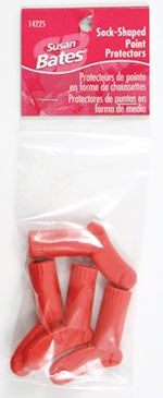 Sock-Shaped Point Protectors for Sizes 0 (2mm) Through Sizes 10 (6mm), 14225