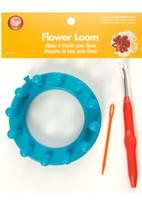 Boye Flower Loom Set Set: Includes 1 Loom, 1 Hook & 1 Needle, 37070745000WWZ