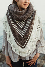 Haro Shawl Kit by Shannon Cook. $50.00
