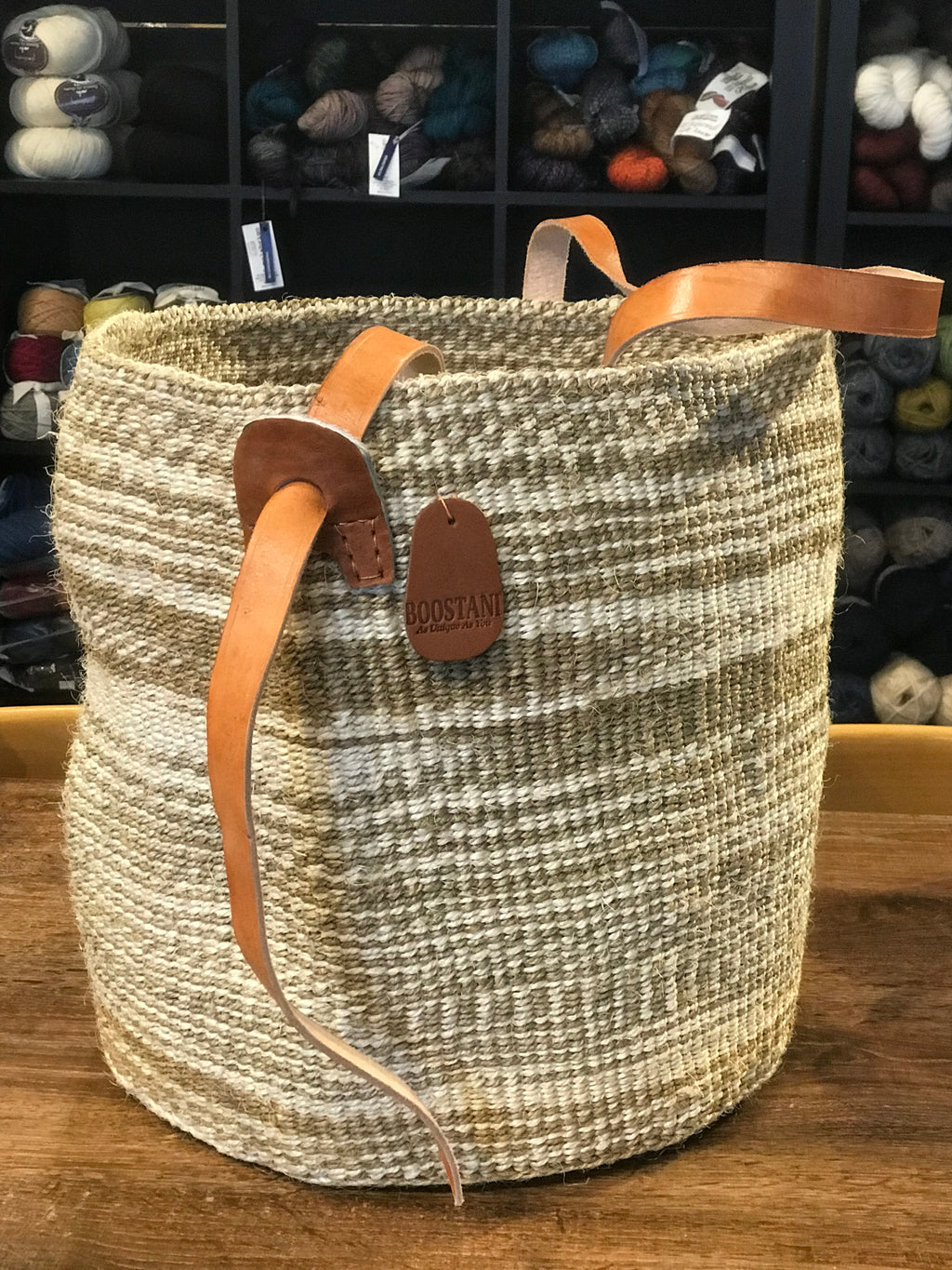 Large Sisal Baskets (Jumbo Baskets)