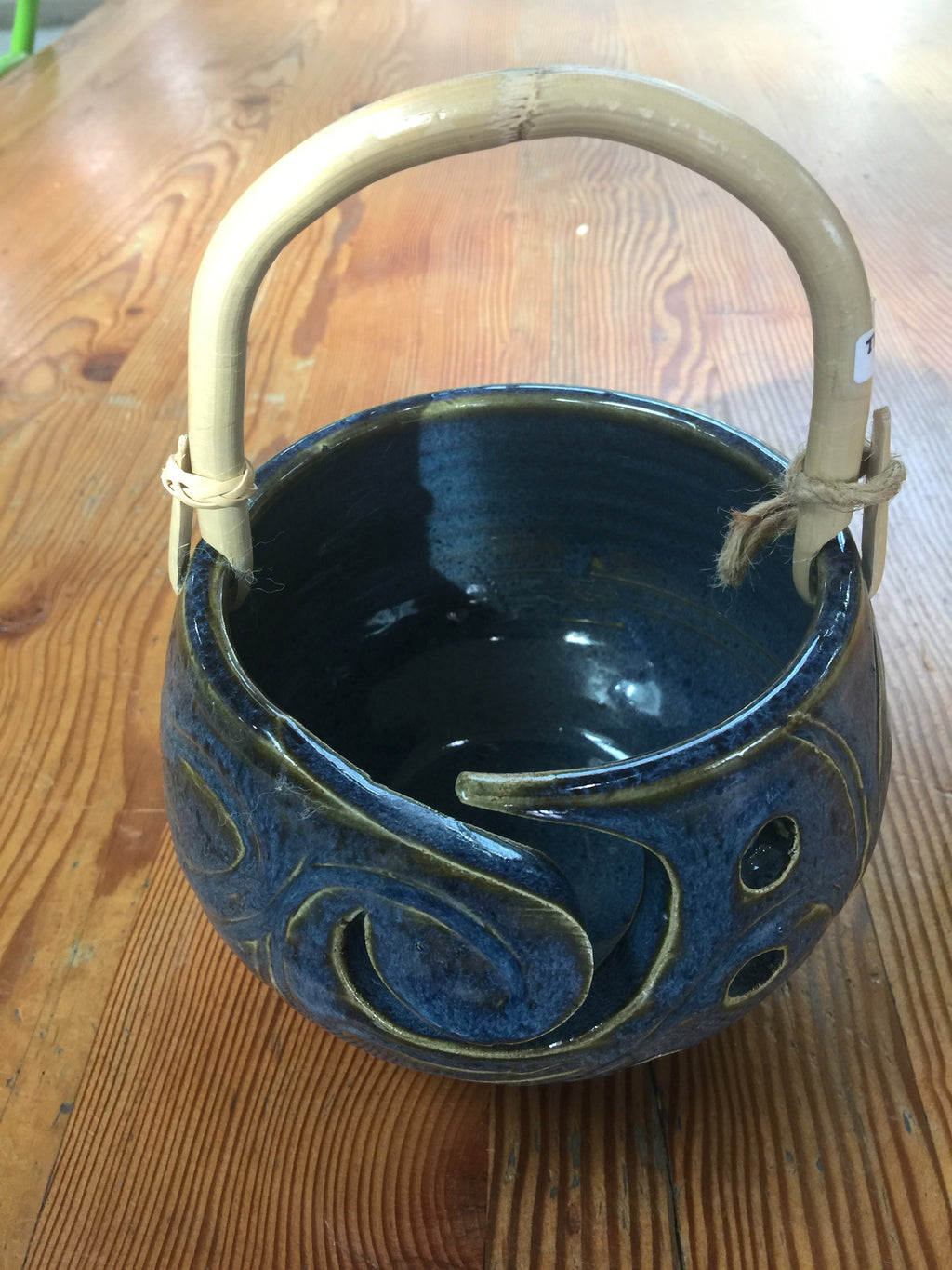 Pottery Yarn Bowls, Handmade, Beautiful