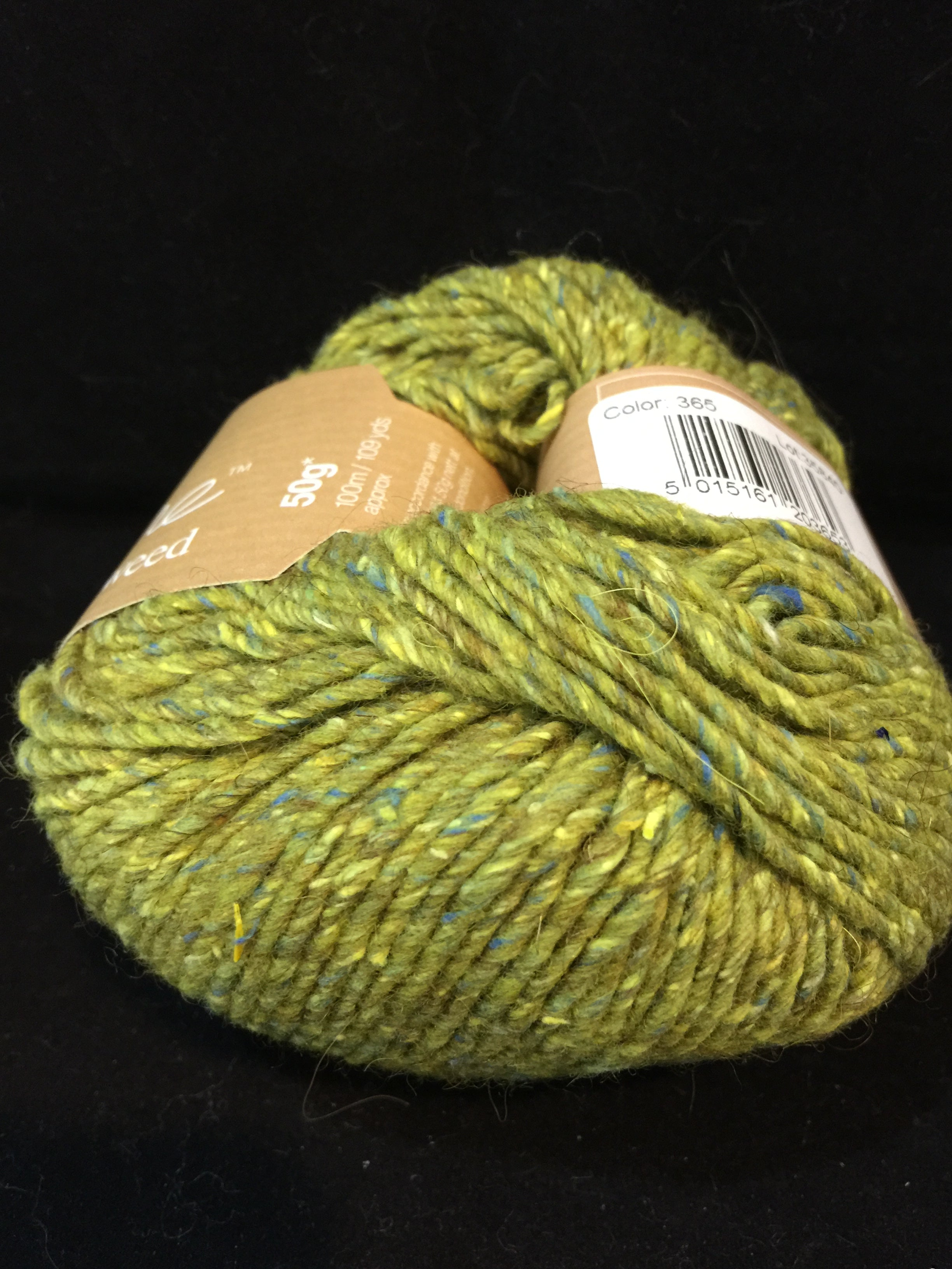 Sublime, Luxurious Aran Tweed, Wool, Cotton, Llama Blend, #4 Worsted Weight