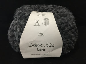 Debbie Bliss, Lara, Merino Wool and Superfine Alpaca, #6 Super Bulky Weight