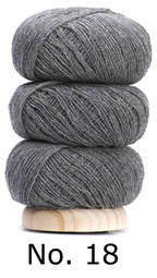 Geilsk Tynd Uld, 100% Wool, Fingering Weight #1