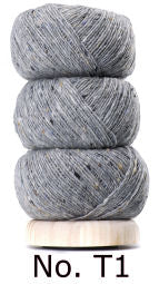 Geilsk Tweed, 100% Wool, #2 Sport Weight